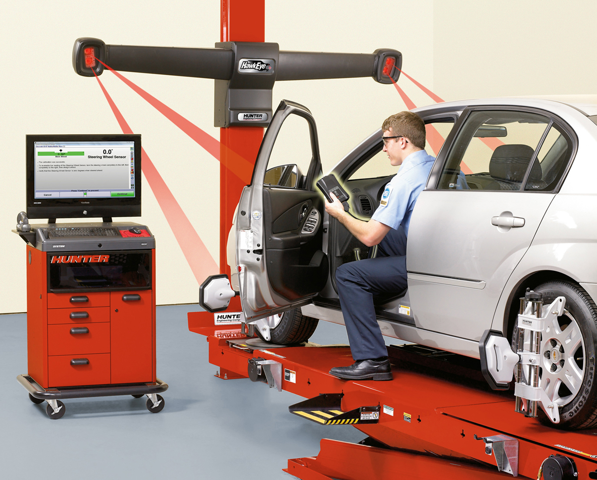 Auto Repair Shop Near Me >> Most common signs your vehicle wheel alignment is off. - RAD Auto Repair